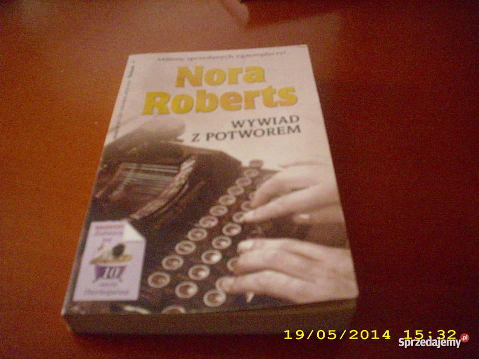 Wywiad z potworem  - Nora Roberts  FA