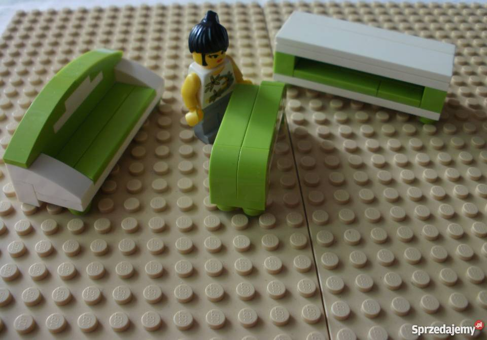 Lego Mebelki Dla Dziewczynki Do Domku Siemianowice śląskie