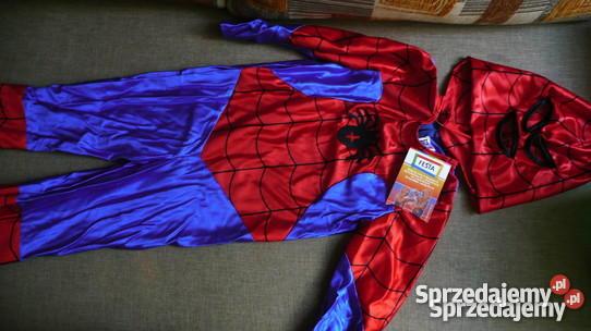 strój Spidermana Warszawa