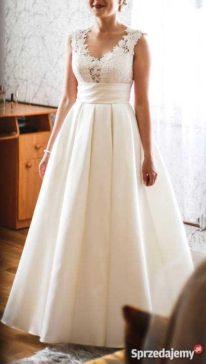 82b2f8522f Suknia ślubna Igar Bridal kolekcja Euphor PIĘKNA Damska Lublin