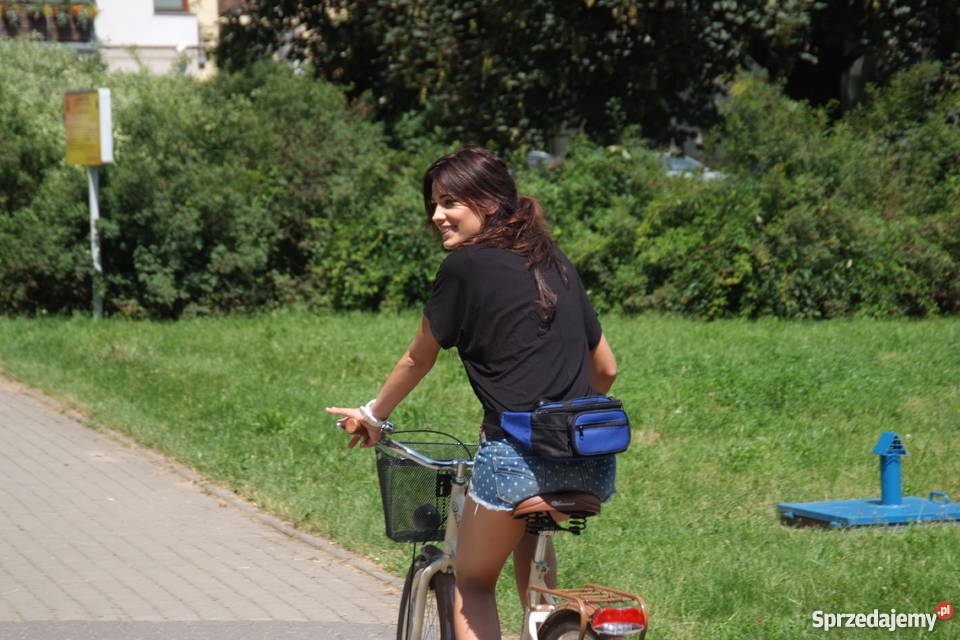 SASZETKA biodrowa świetna na rower lepsza Warszawa