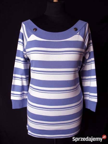 MODNA BLUZKA Tshirt TUNIKA 42 XL Tanio 3/4 Siedlce sprzedam
