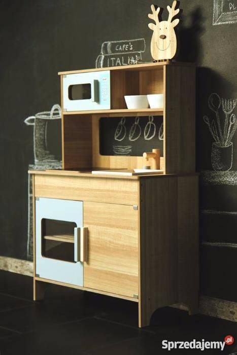 Piekna Drewniana Kuchnia Dla Dzieci Duza Zielona Gora Sprzedajemy Pl