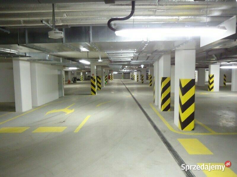 Miasteczko Wilanów Kazachska 5 miejsce parkingowe w garażu