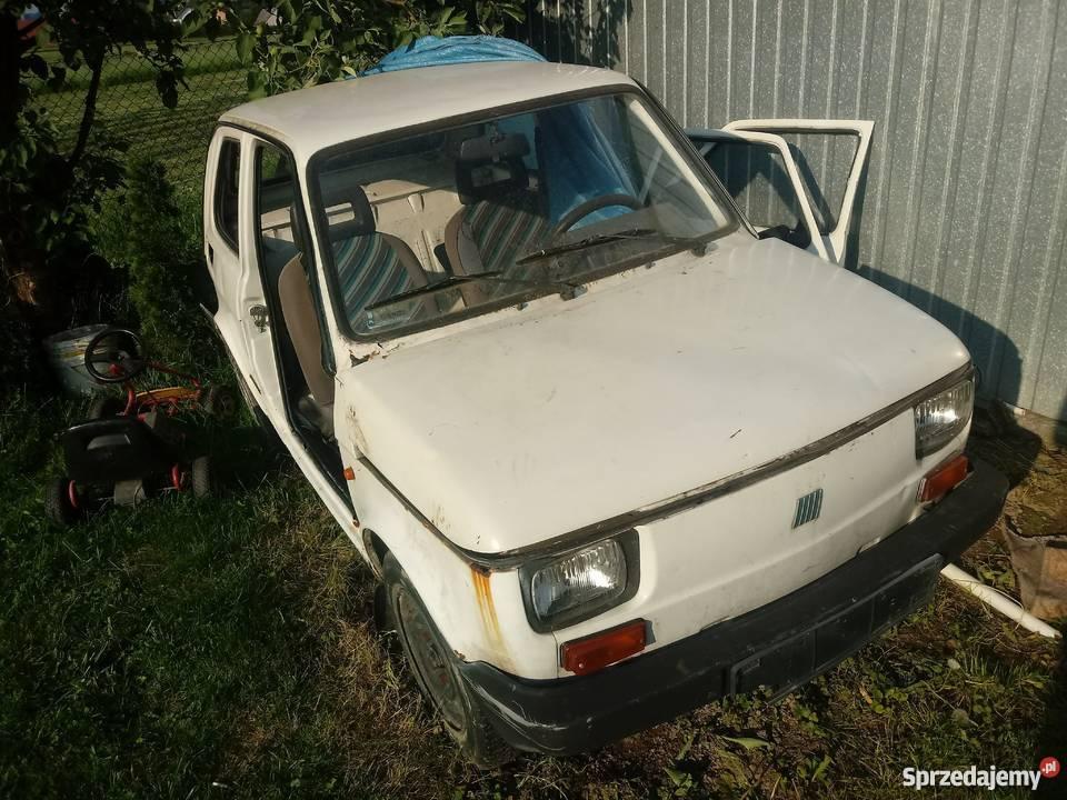 Fiat 126el manualna Gromnik sprzedam