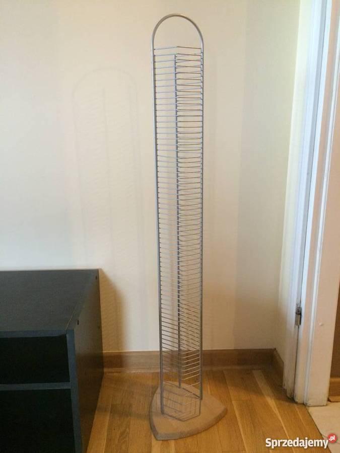 Stojak Na Plyty Cd Ikea Metamorfozy Domów Aranżacje