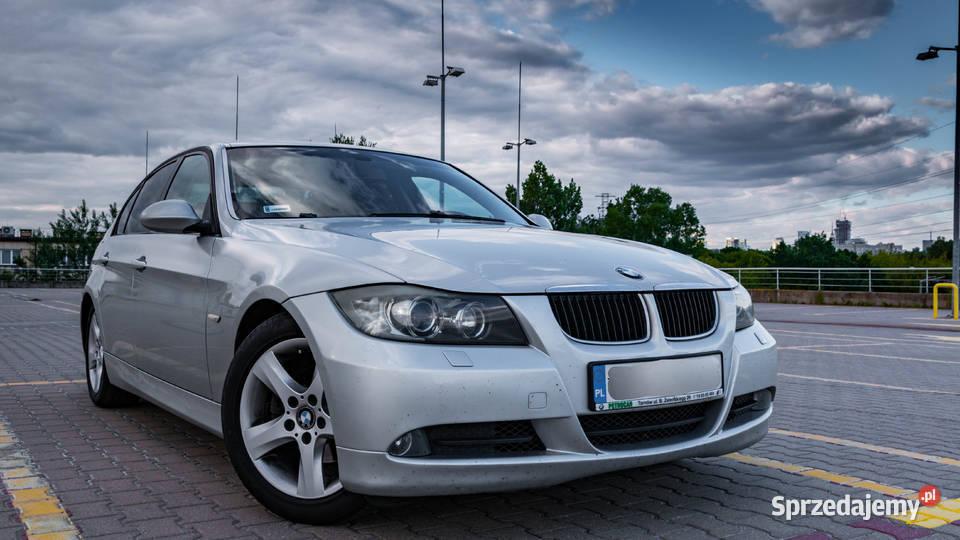 BMW Seria 3 e90 320d 2007 doinwestowana