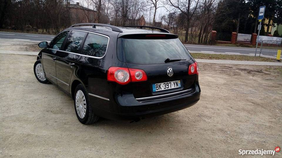 Volkswagen Passat 20 TDI AUTOMAT Poleca Kowalin