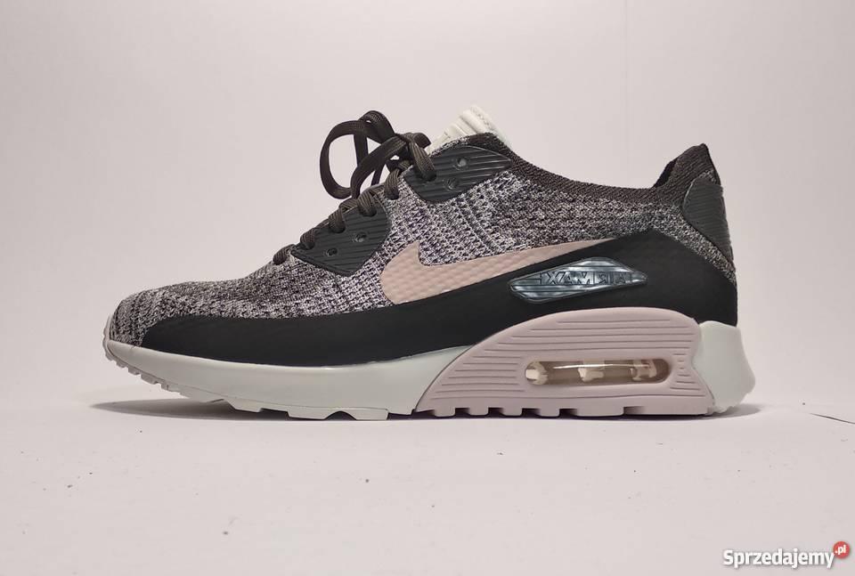 Nowe oryginalne buty skórzane Nike Air Max 90 LTR rozmiar 38