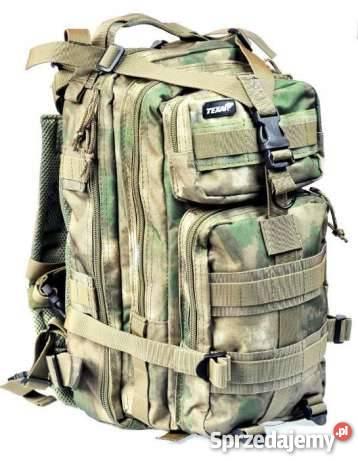 a3fb8a752572e PLECAK taktyczny patrolowy 25l fg camo wojskowy TEXAR cordur ...