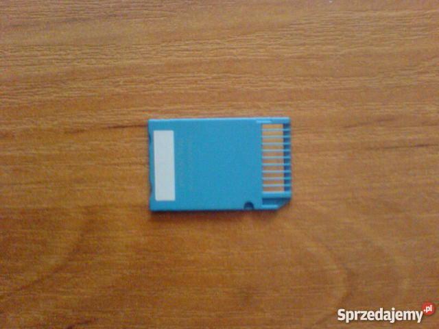 Sprzedam karte SDHC 64 MB śląskie Wodzisław Śląski