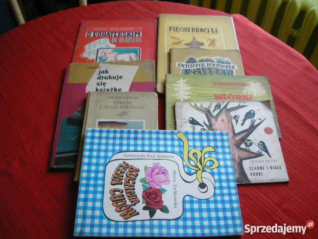 Książki dzieci Myszków