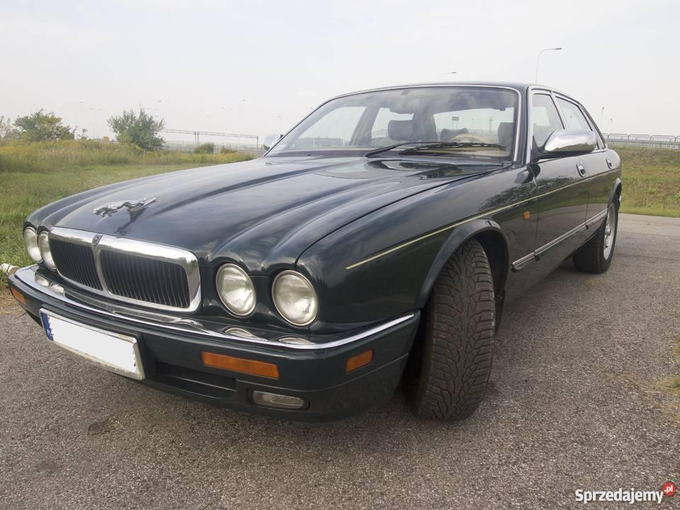 Jaguar X300 Vanden Plus 95 mazowieckie Warszawa
