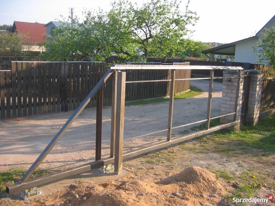 Chłodny konstrukcja bramy przesuwnej - Sprzedajemy.pl SQ97