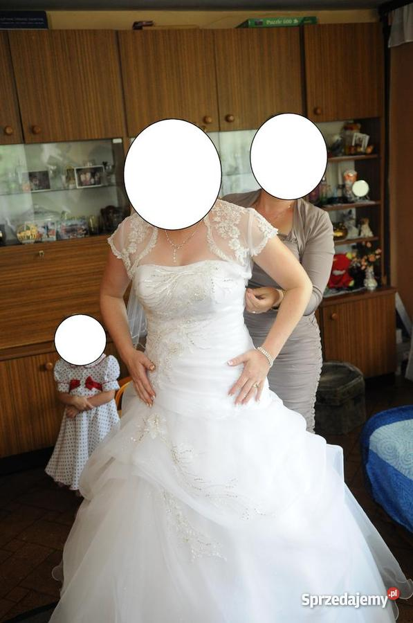 Suknia Ślubna Stara Jastrząbka