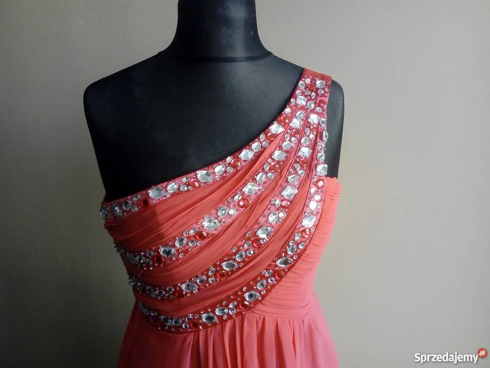 f51e5cfb4d srebrna sukienka dodatki - Sprzedajemy.pl