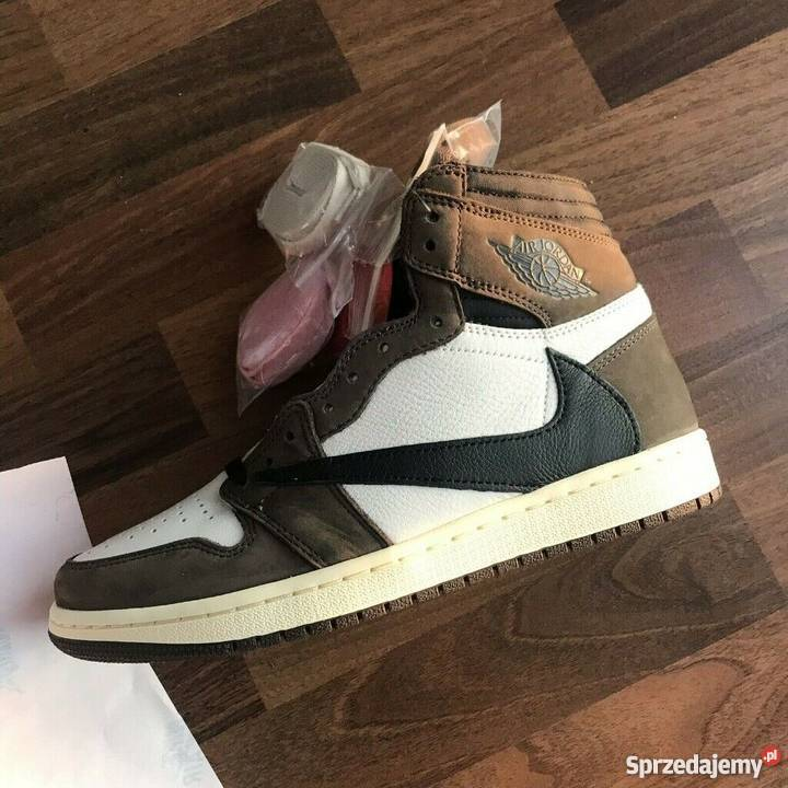 Air Jordan 1 x Travis Scott High DS
