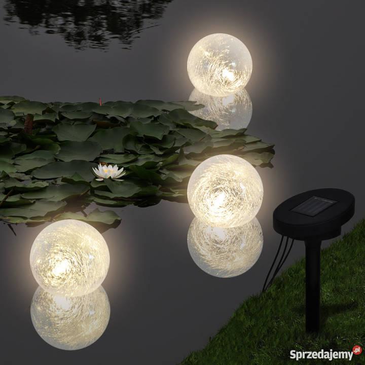 Pływające Lampy Solarne Led Do Basenuoczka Wodnego 40869