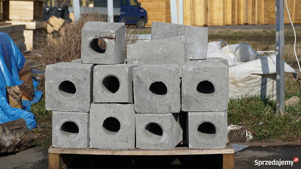 Ogromny fundamenty ogrodzeniowe - Sprzedajemy.pl FA29