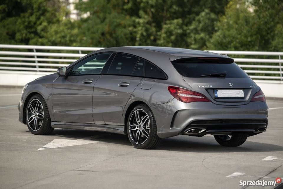 Najpiękniejsze kombi Mercedesa 4Matic 1 Warszawa