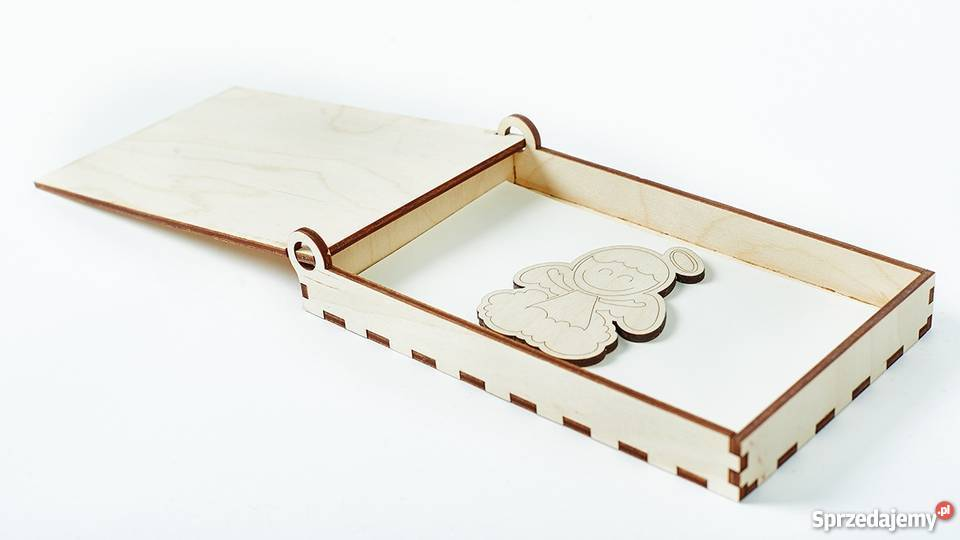 Pamiątka Chrztu Świętego pudełko na pieniądze