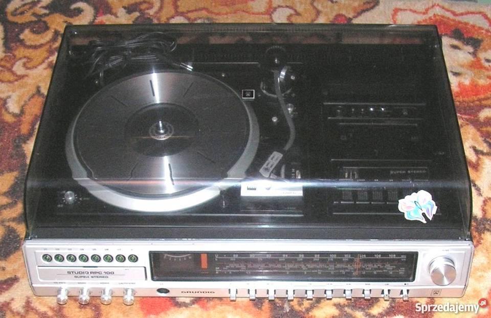 Radio Grundig RPC-100,100% Oryginału