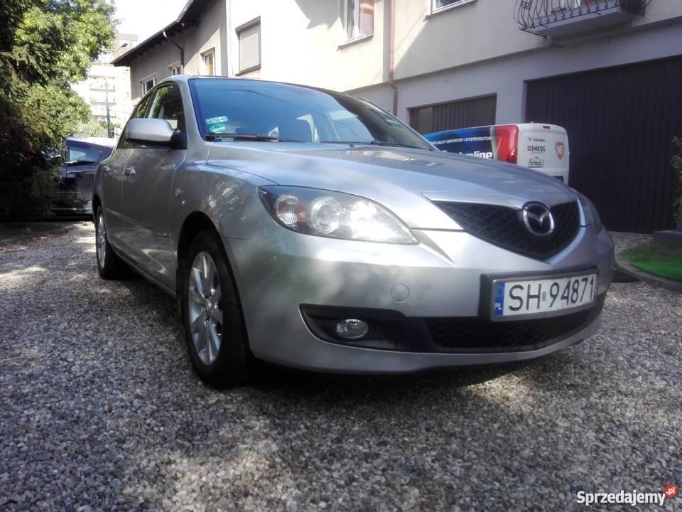 Mazda 3 klima sprawna jeżdząca fajna zadbana