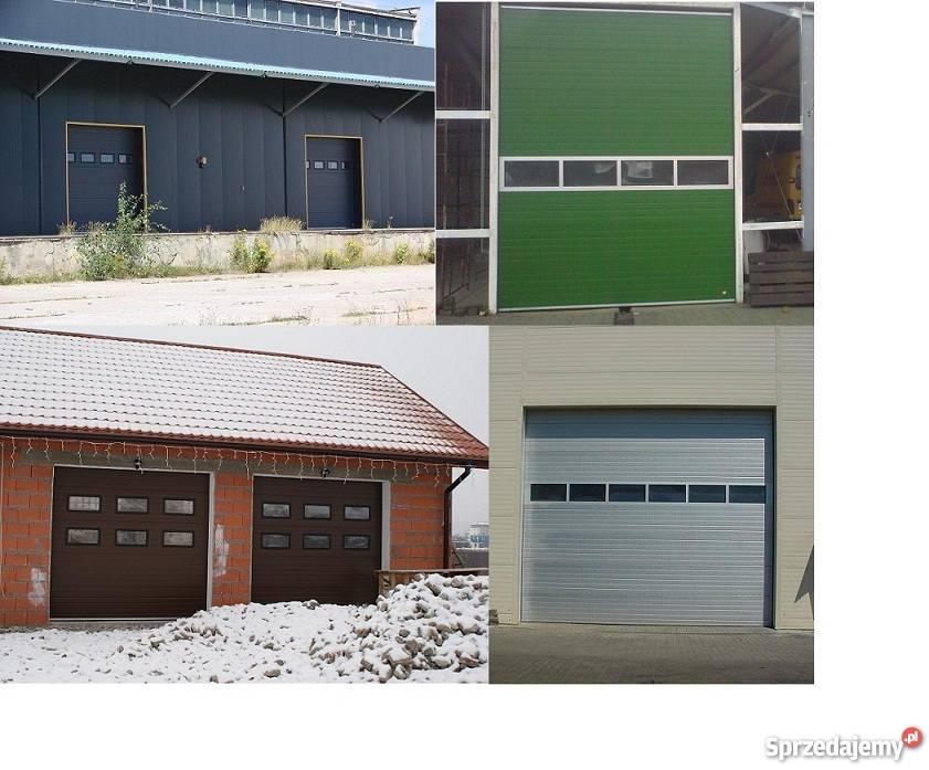 Bardzo dobra Brama Drzwi Garażowe Segmentowe do otworu 3000x3000 Pułtusk YA13