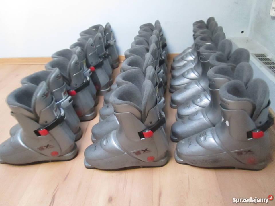 buty narciarskie DALBELLO syntrex/pakiet 12 par