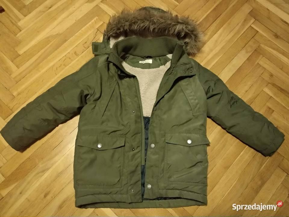 Kurtka zimowa chłopięca, H&M, 122cm