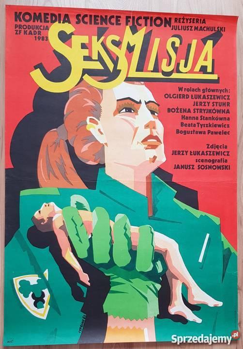 Sprzedam Plakaty Filmowe Plakaty Kinowe Plakaty Prl Do 1990