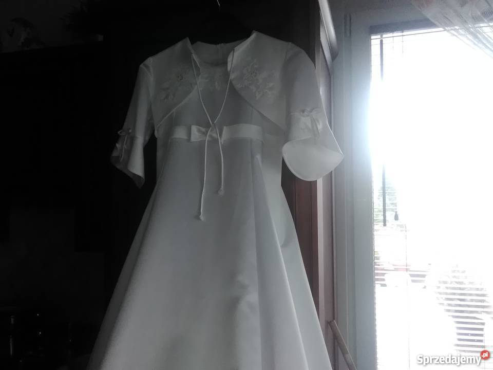 aa1e8cf372 komunia sukienki - Sprzedajemy.pl