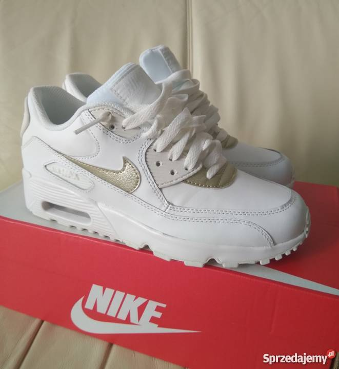Damskie buty Nike Air Max 90 LTHR roz. 36.5 ; 37.5 Kraków