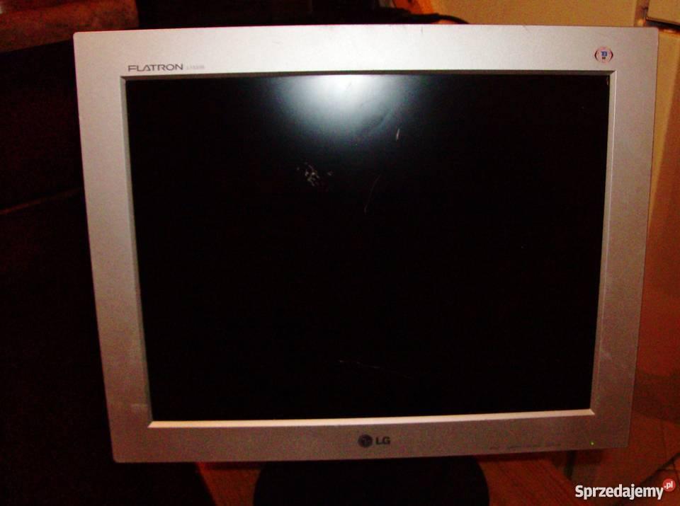 Ogromny monitor 15 cali - Sprzedajemy.pl FV27