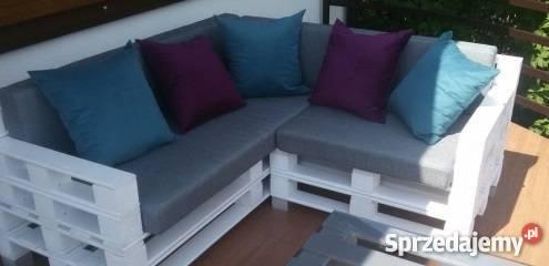 Poduszka poduszki materace na meble z palet Mosina