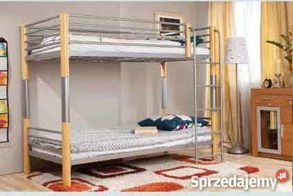 Modern Młodzieżowe łóżko Piętrowe