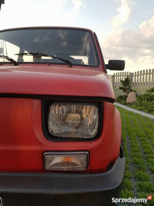 Fiat 126p EL elegant maluch oc przegląd łódzkie Bełchatów