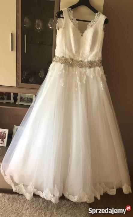 3c724d3f29 Piękna suknia ślubna Koszalin - Sprzedajemy.pl