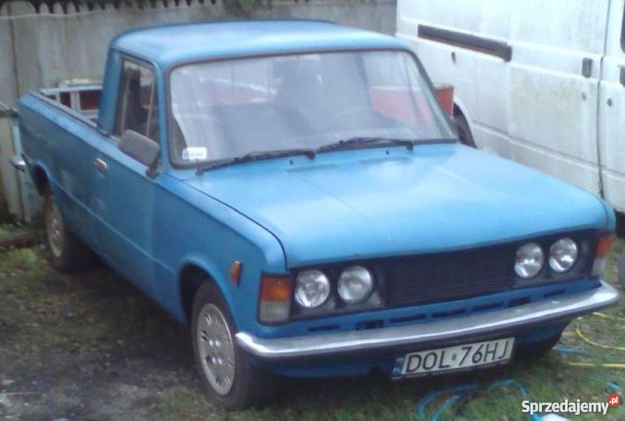 Bardzo dobra Fiat 125p Pickup LONG !!! OKAZJA !!! Zawiercie - Sprzedajemy.pl KX83