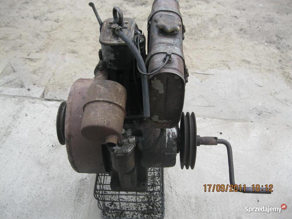 Silnik Andoria ES7 Diesel na zachodniopomorskie Dobropole Pyrzyckie