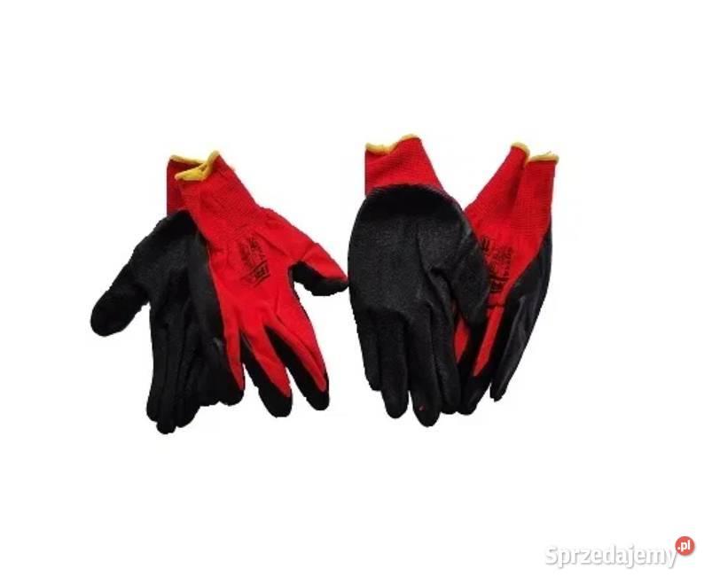 Rękawice Rękawiczki RECODRAG Latex Powlekane 7,8,9,10,11