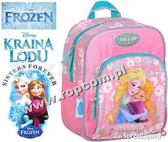 6278f8e36c167 Plecak Plecaczek Disney Kraina Lodu FROZEN ELSA Artykuły szkolne Dla Dziecka  małopolskie Mogilany