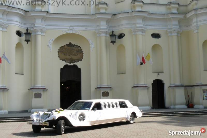 Samochodylimuzny do ślubulincoln Warszawa