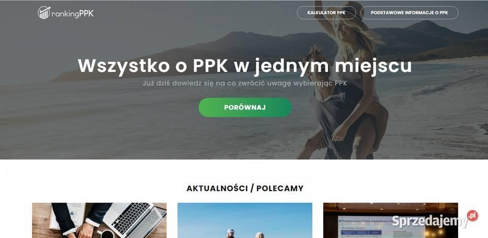 Sprzedam Portal Internetowy Sprzedajemy Pl