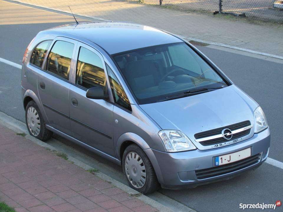 Opel Meriva 1.7 DTI ANCHE NEOPATENTATO Usate RIMINI ...