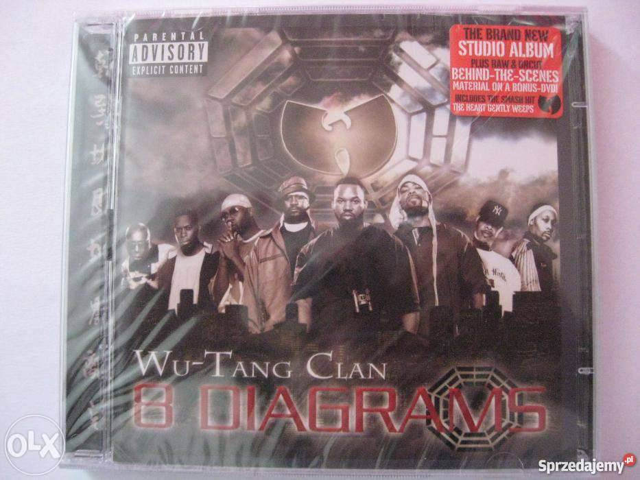 Wu Tang Clan 8 Diagrams Baduclinton Cddvdwalia Gorzw
