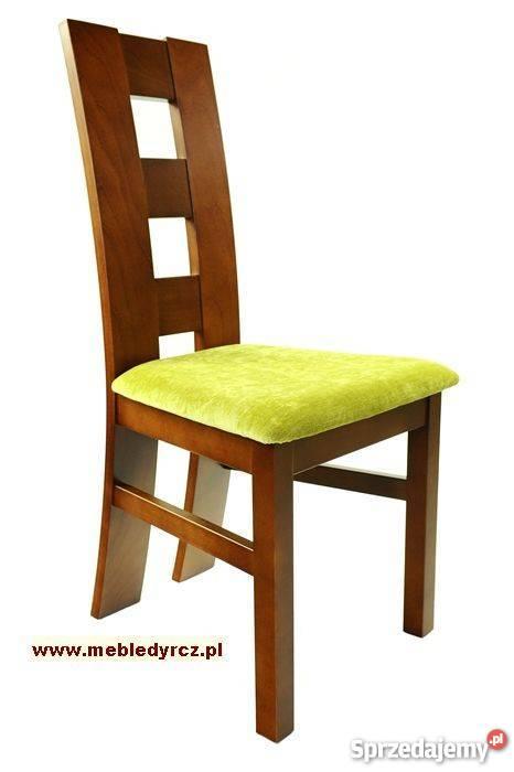 Meble Nowoczesne Krzesło Drewniane Producent