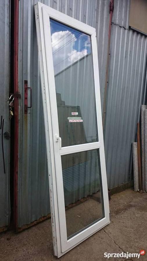 Drzwi Balkonowe Pcv