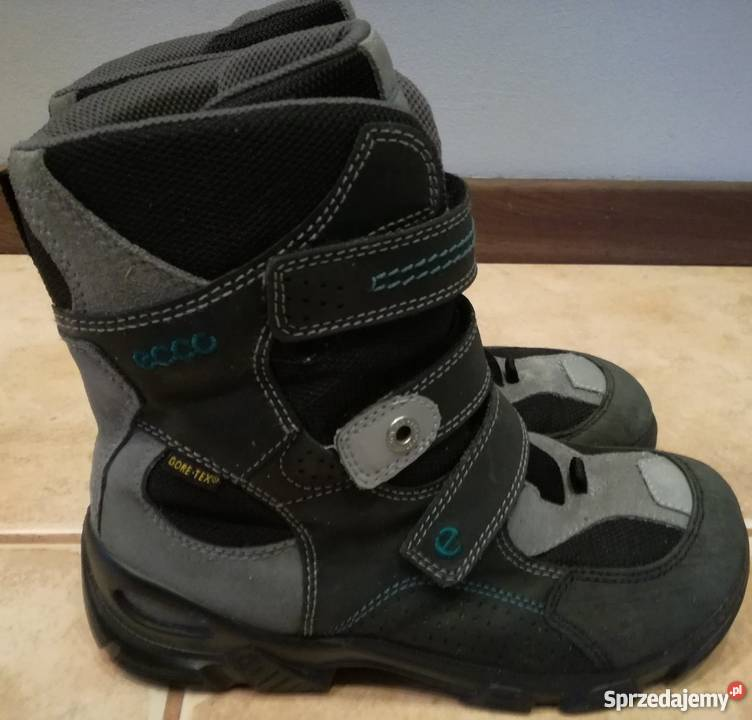 Zimowe buty Ecco Snowboarder Gore tex 37