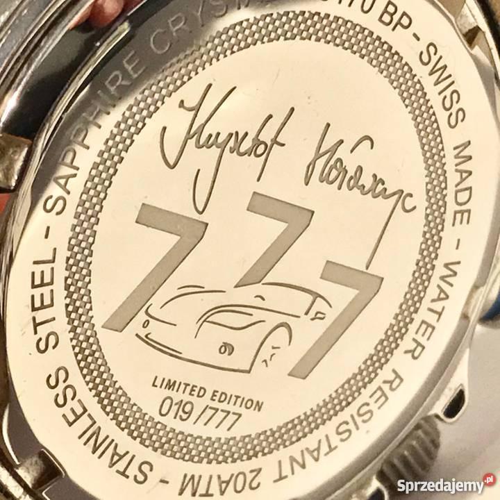 0396f31eee5bfa ATLANTIC Worldmaster Zegarek męski Krzysztof HOŁOWCZYC Warszawa ...